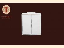 Выключатель 1-клавишный «Hermetica IP44» Polo