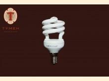 340 Лампа T2 Spiral  (11w.4100K. E14)