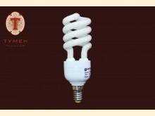 Лампа энергосберегающая 3,5Т / 11Вт / Е14 / 4100К