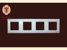 Выключатель 1-клавишный Anya, слоновая кость, Schneider Electric